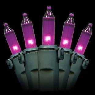 Purple Mini Lights
