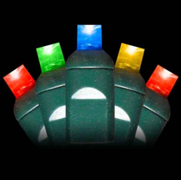 Wide Angle LED Lights
